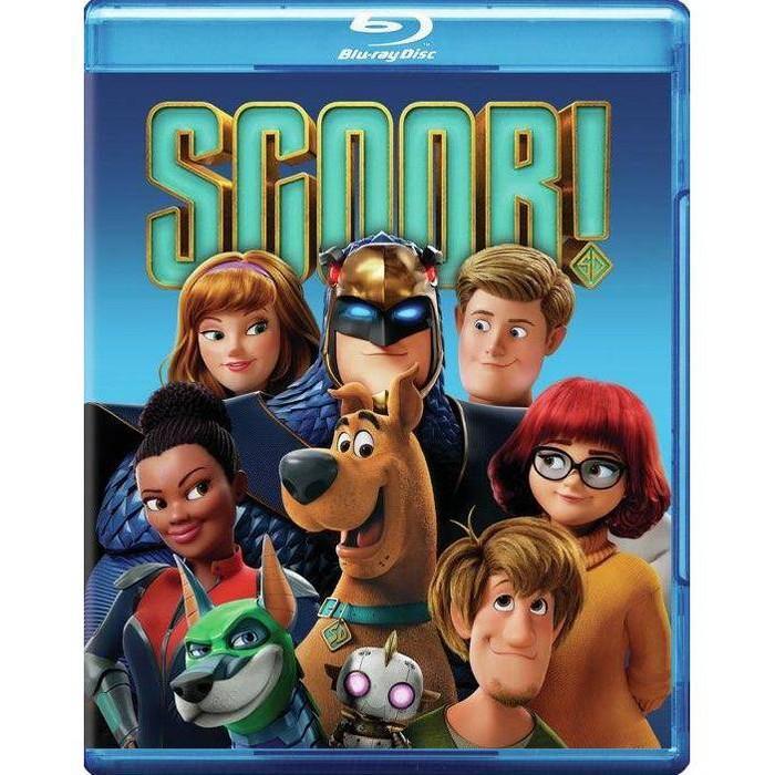 SCOOB! (Blu-ray + Digital) : Target