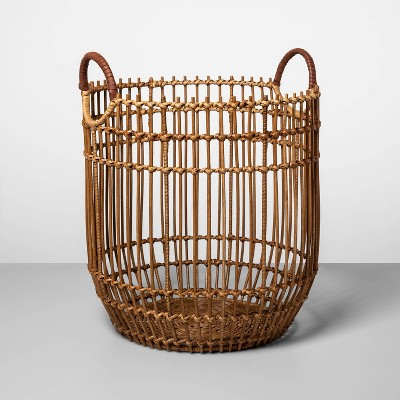 18.2  x 15  Rattan Basket Natural - Opalhouse™