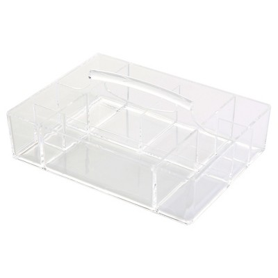 The Glamour Caddy Cosmetic Organization System Clear - BINO®