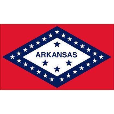 Arkansas State Flag - 4' x 6'