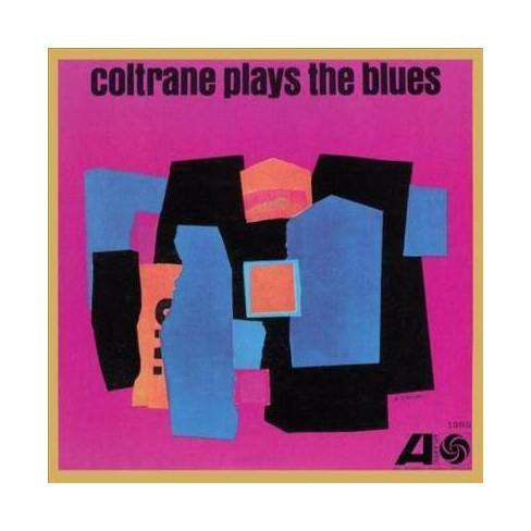 John Coltrane - Coltrane Plays The Blues (Vinyl) - image 1 of 1
