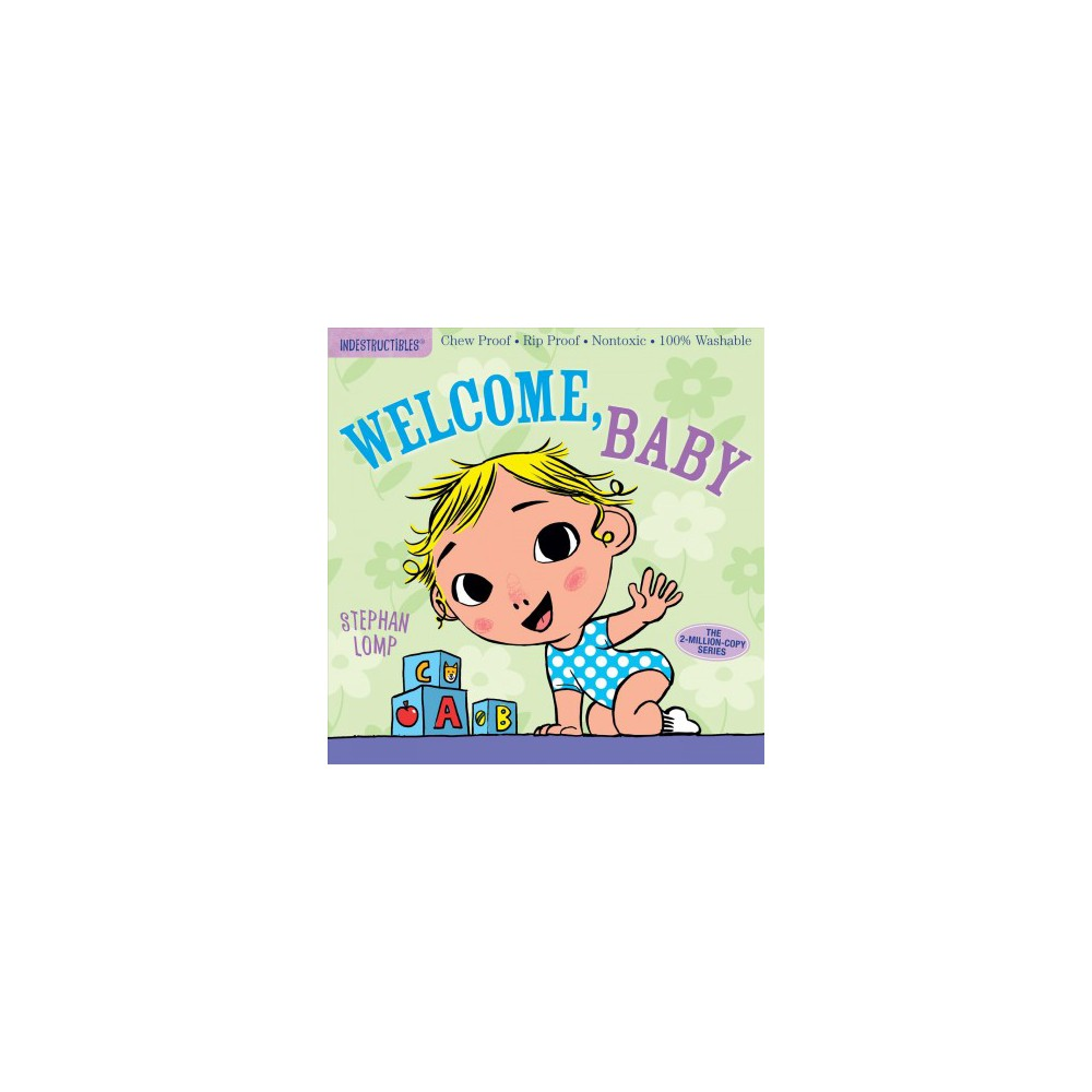 Welcome, Baby (Paperback) (Stephan Lomp)