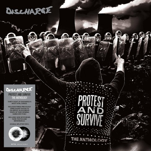 Discharge - Protest And Survive   Anthology (Vinyl) - image 1 of 1