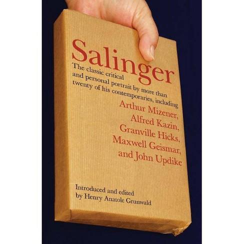 Salinger - by  Henry Anatole Grunwald (Paperback) - image 1 of 1