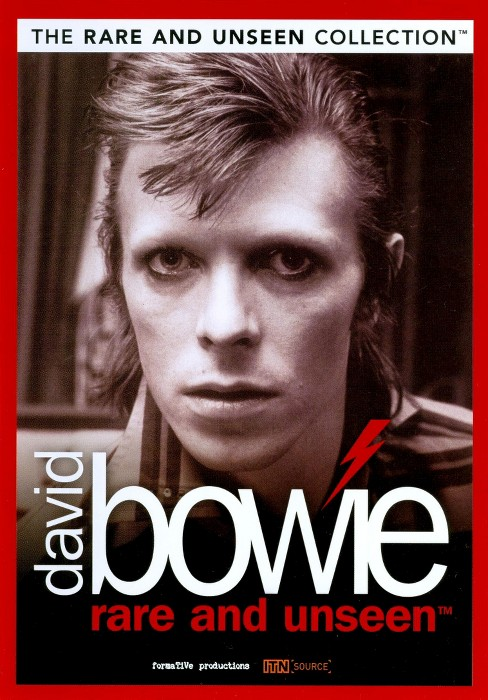Rare and unseen:Bowie iggy and reed (DVD) - image 1 of 1