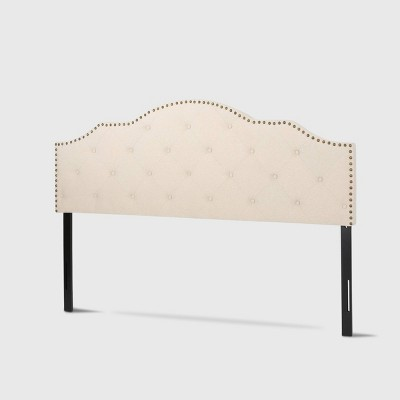 Cordeaux Contemporary Upholstered Headboard - Christopher Knight Home