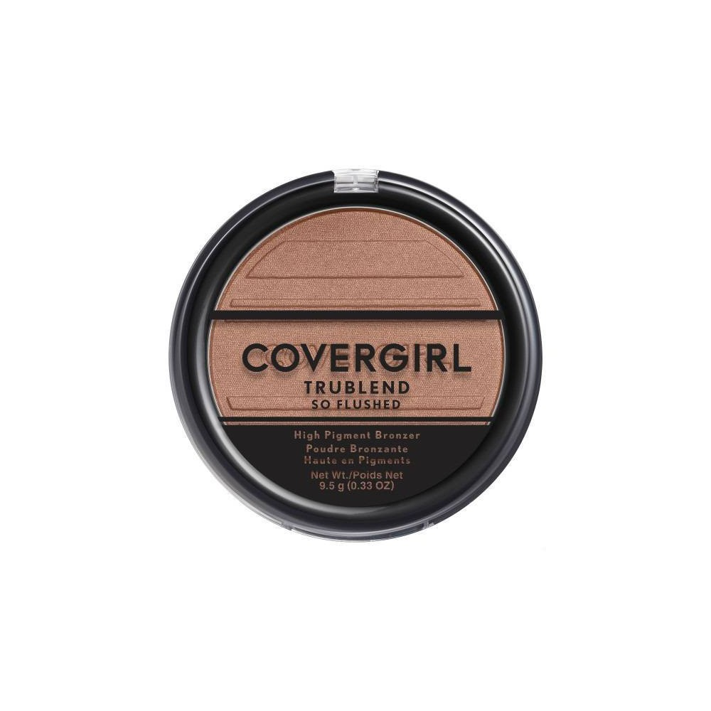 Covergirl Trublend Hi Pigment Bronzer Sunset Glitz 0 33oz