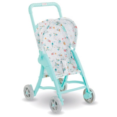 Corolle Toddler's First Doll Stroller - Mint Green