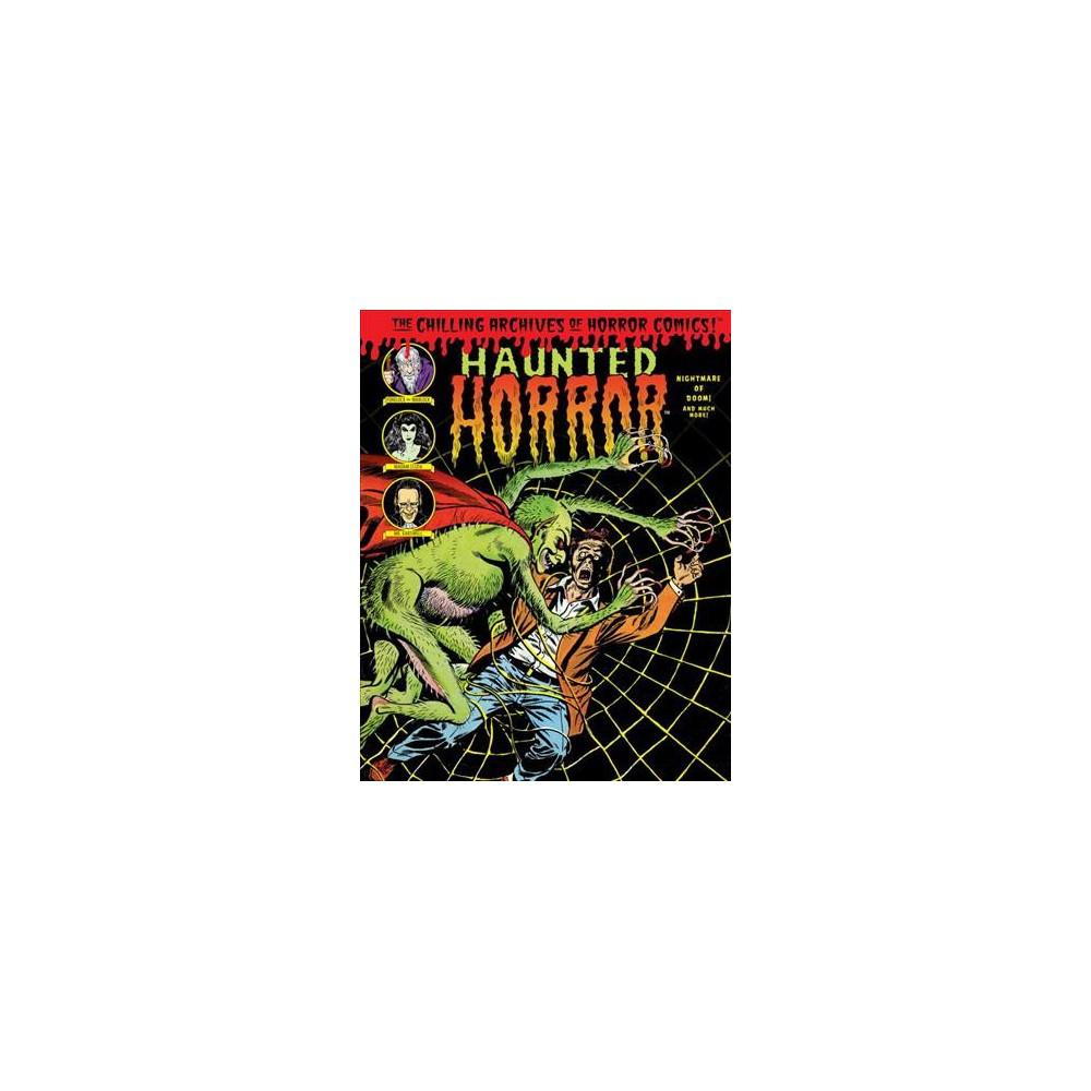 Haunted Horror : Nightmare of Doom! and Much More! - (Hardcover)