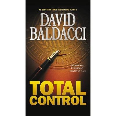 Total Control - by  David Baldacci (Paperback)