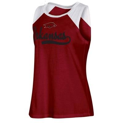 NCAA Arkansas Razorbacks Women's Tank Top