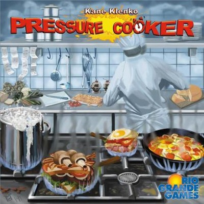 Pressure Cooker Board Game