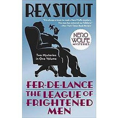 The League of Frightened Men (A Nero Wolfe Mystery Book 2)
