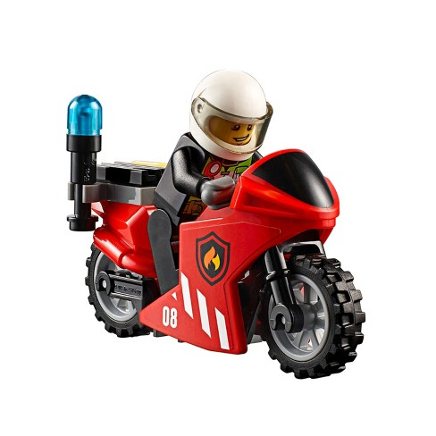 Lego City Fire Response Unit 60108 Target