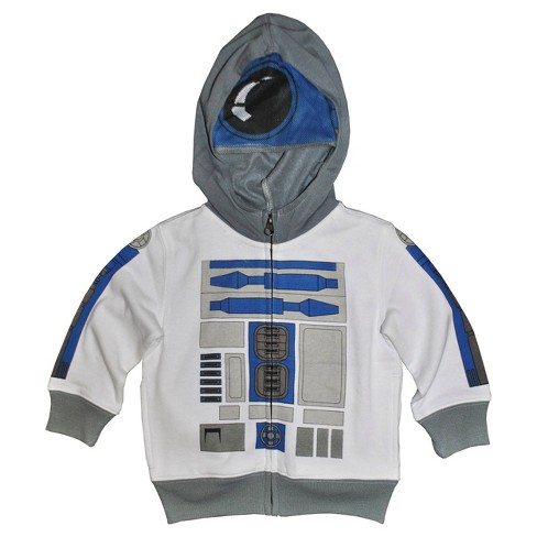 Toddler Boys' Star Wars Hooded - 3T - image 1 of 1