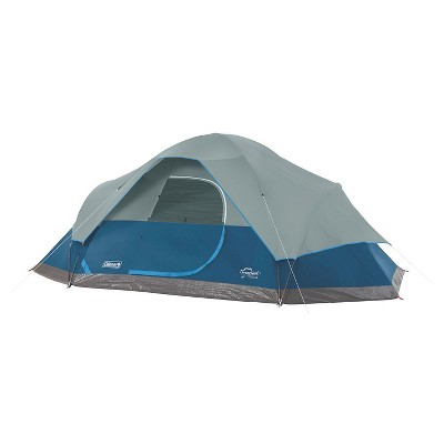 Coleman® Oasis 8-Person Dome Tent - Blue