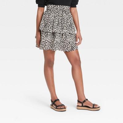 Women's Mini Skirt - Who What Wear™