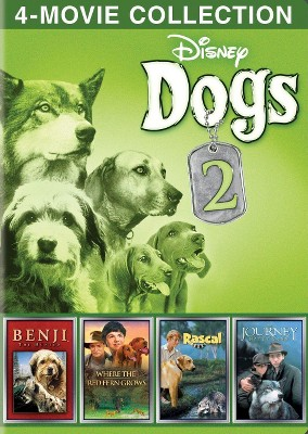 Disney Dogs 2: 4-Movie Collection (DVD)