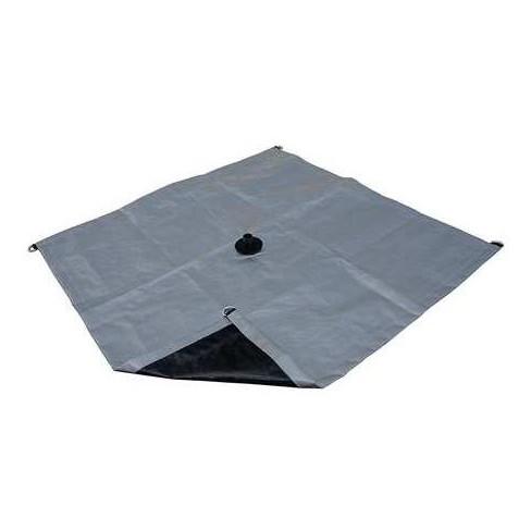 ZORO SELECT 5WTZ3 Tarp,Drainage,Polyethylene,3x3Ft - image 1 of 1