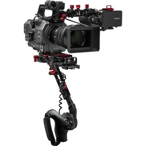 Zacuto Sony FX9 Recoil Pro, Includes VCT Pro Baseplate, FX9 Trigger Grips, Axis Mini - image 1 of 3
