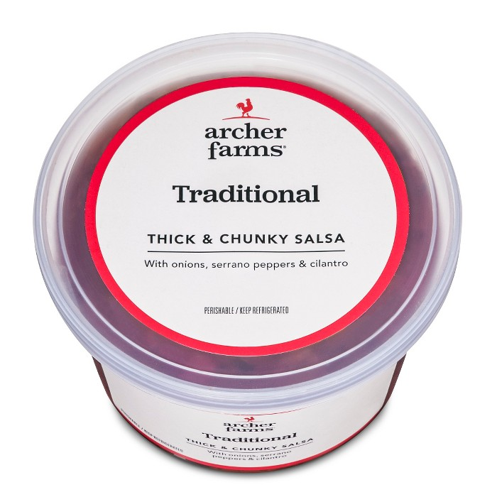 Mild Traditional Thick & Chunky Salsa - 16oz - Archer Farms™ - image 1 of 1