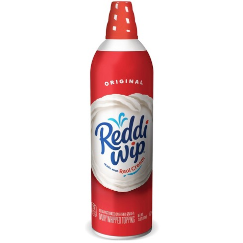 Reddi-wip Original Whipped Cream - 13oz - image 1 of 4