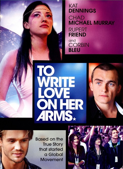 To write love on her arms (DVD) - image 1 of 1