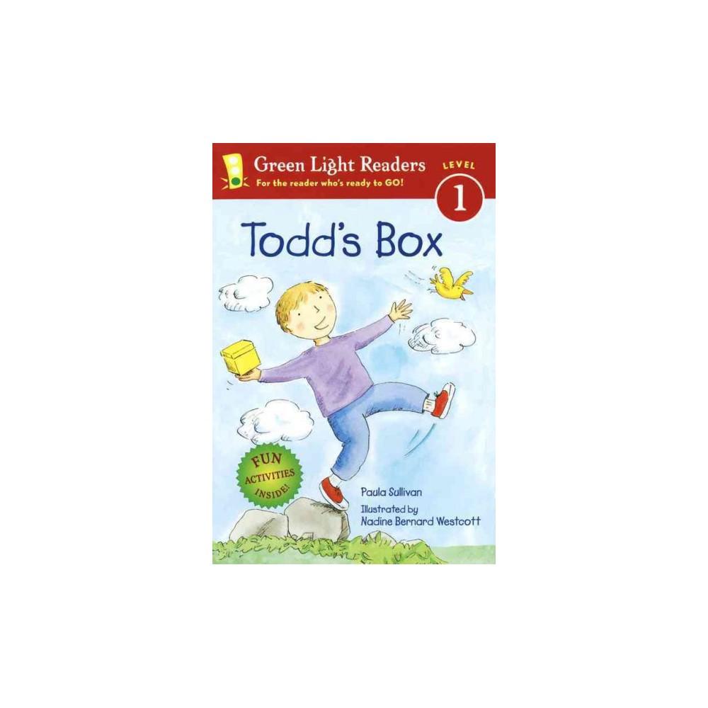 Todd's Box ( Green Light Readers Level 1) (Paperback)