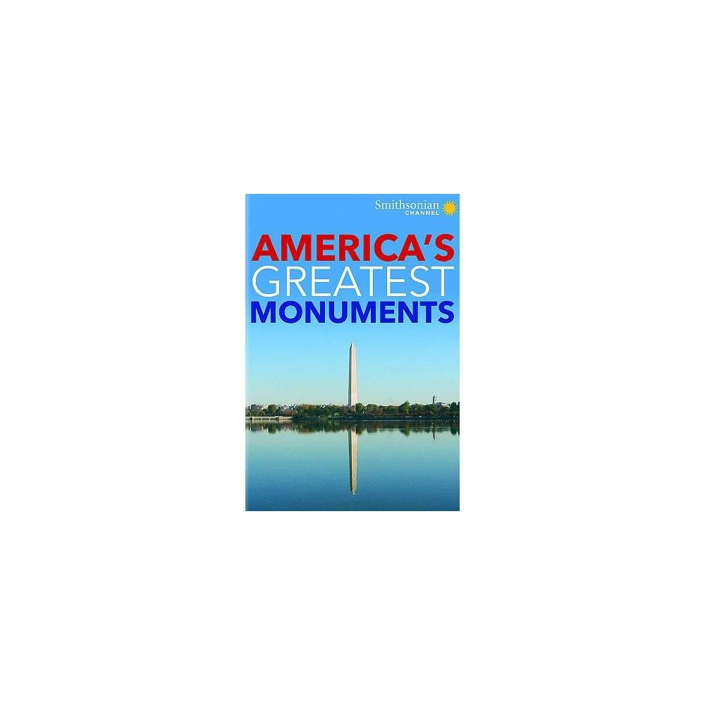America's Greatest Monuments (Dvd)