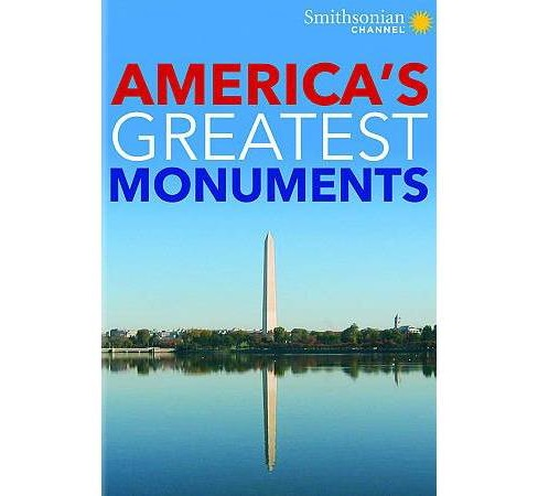 America's Greatest Monuments (DVD) - image 1 of 1