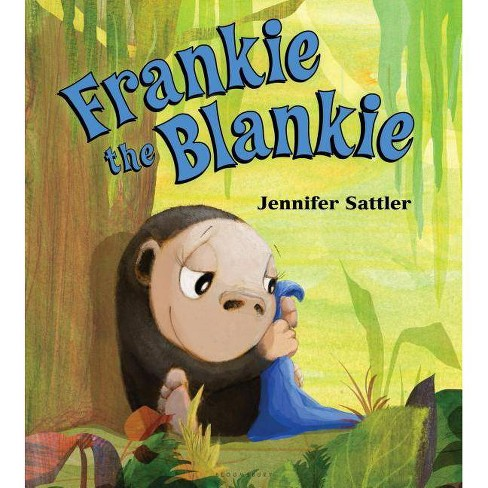 Frankie the Blankie - by  Jennifer Sattler (Board_book) - image 1 of 1
