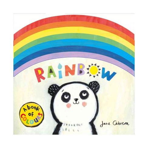 Rainbow - by  Jane Cabrera (Board_book) - image 1 of 1