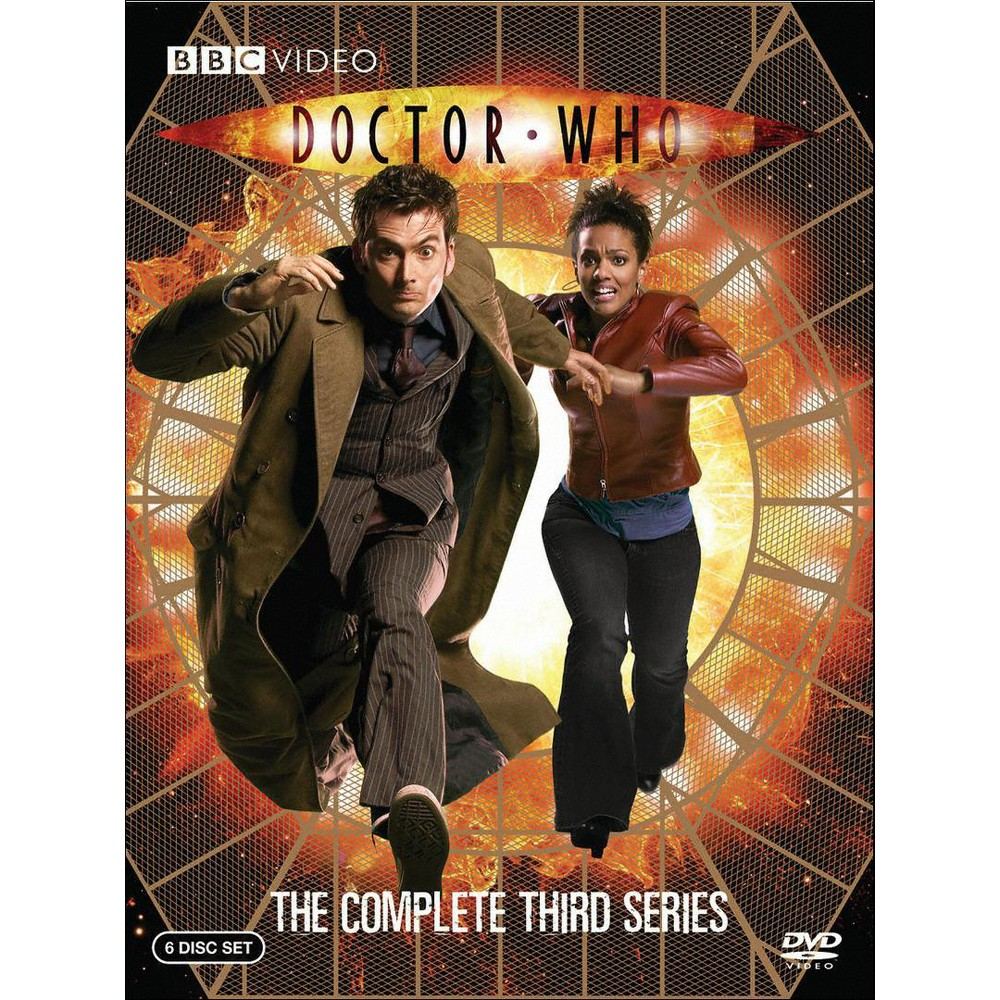 Doctor Who:Complete Third Series (Dvd)