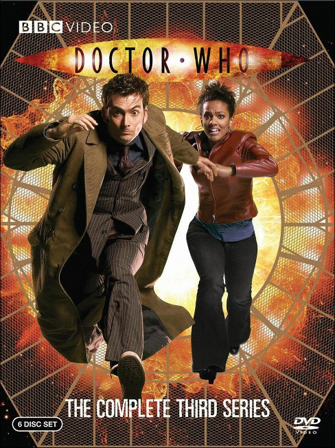 Doctor who:Complete third series (DVD) - image 1 of 1