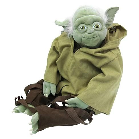 Comic Images Star Wars Yoda Backpack Buddies - image 1 of 1
