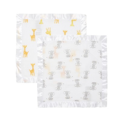 Aden + Anais Essentials Muslin Security Blanket