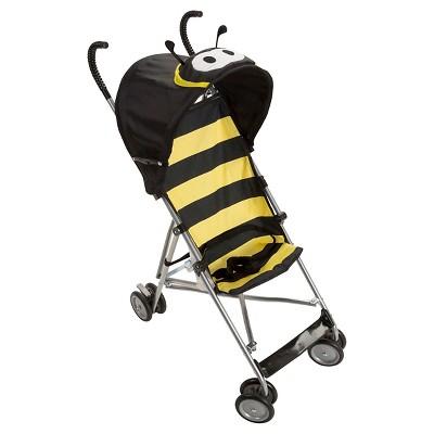 Cosco Umbrella Bumble Bee Stroller Black Yellow Target