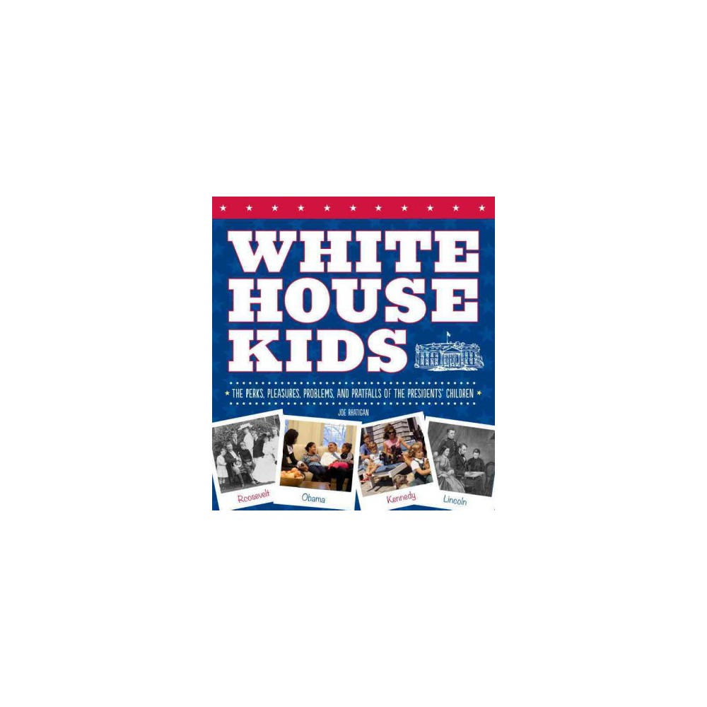 The White House Kids (Paperback)