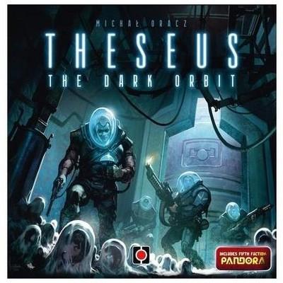 Theseus - The Dark Orbit (2nd Edition) Board Game