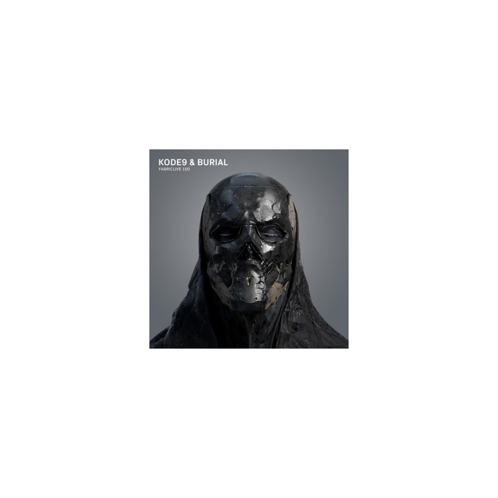 Kode9 - Fabriclive 100 (CD)