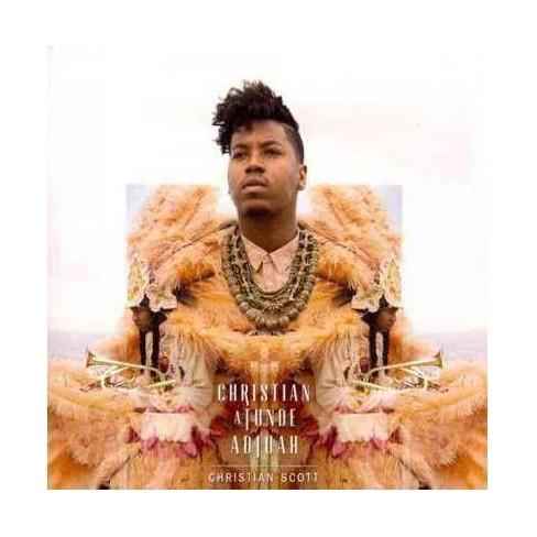 Christian (Jazz) Scott - Christian aTunde Adjuah (CD) - image 1 of 1