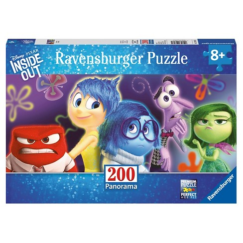 Ravensburger 200pc Puzzle - InsideOut: Emotions - image 1 of 1