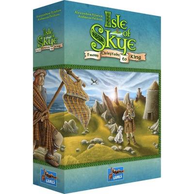 Lookout Isle of Skye Board Game