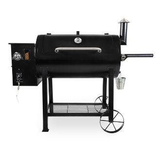 Pit Boss Pellet Grill 1000T1 - Black