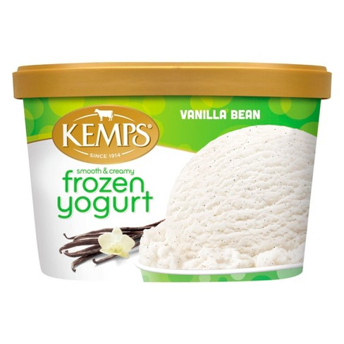 Kemps  Frozen Yogurt Vanilla Bean - 48oz - image 1 of 1