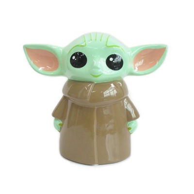 Star Wars: The Mandalorian The Child Ceramic Bank