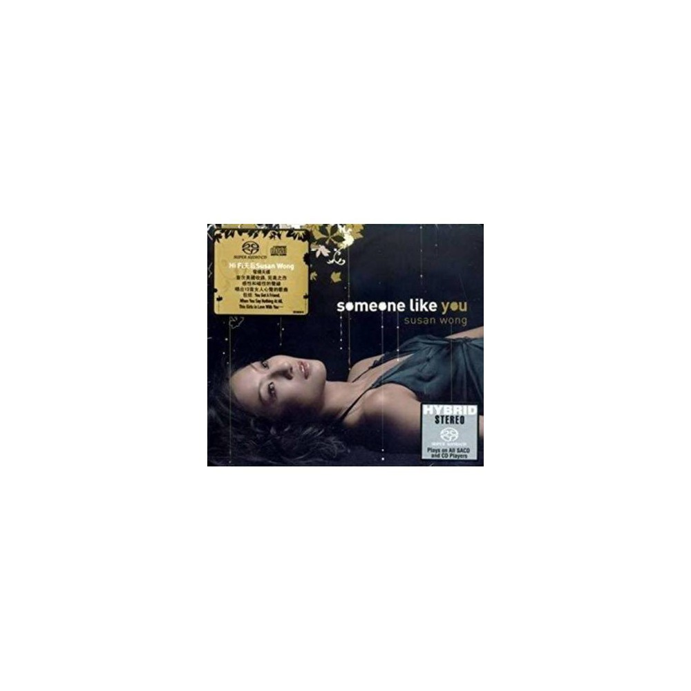Susan Wong - Someone Like You (CD)