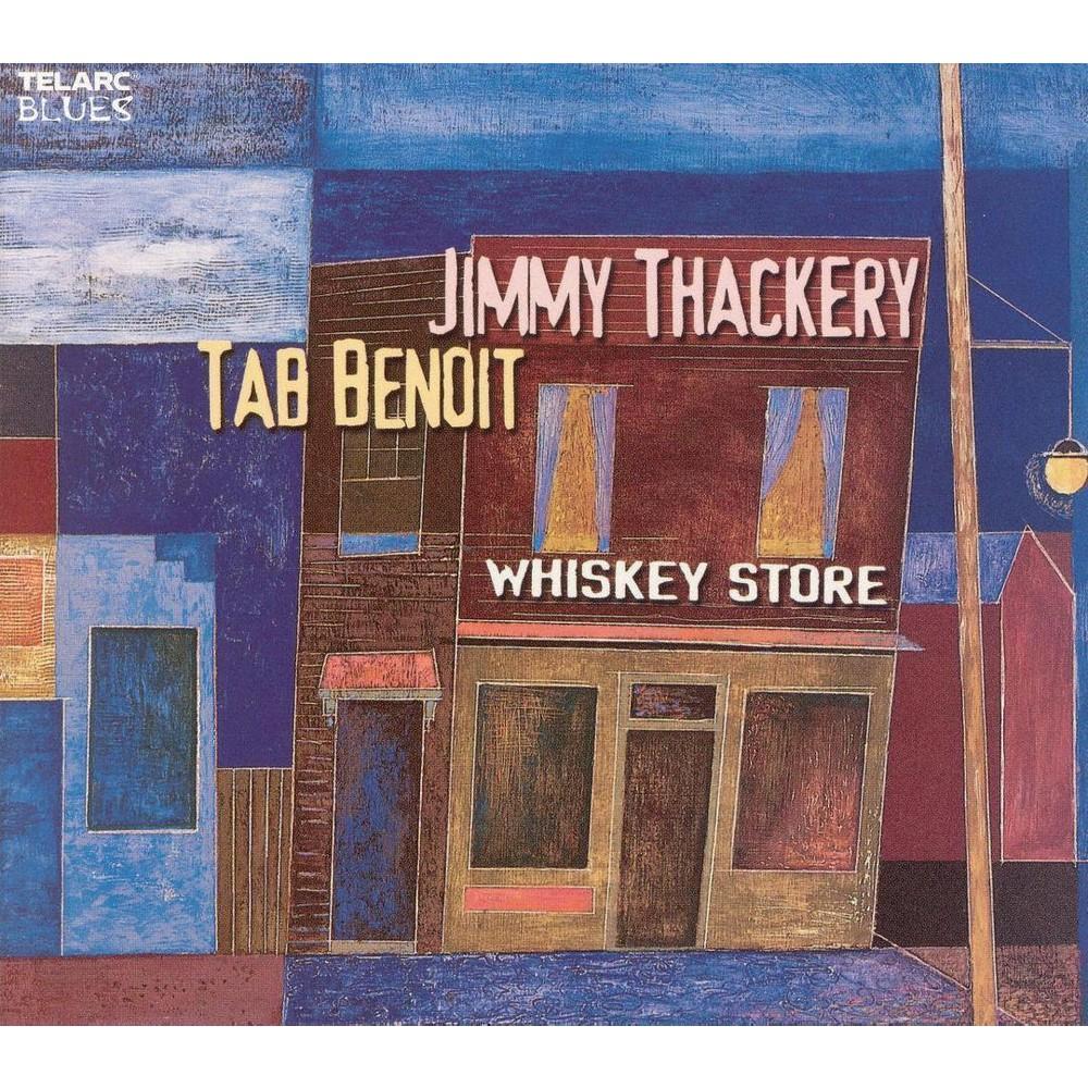 Jimmy Thackery - Whiskey Store (CD)
