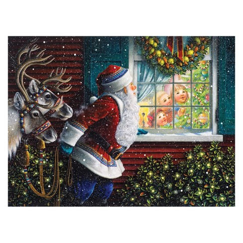 Springbok Gifts From Santa 500pc Jigsaw Puzzle - image 1 of 1