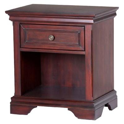 Lafayette Nightstand Cherry - Home Styles